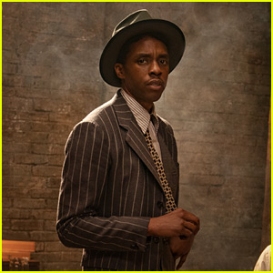 Get Your First Look at Chadwick Boseman in His Final Movie, 'Ma Rainey's Black Bottom'