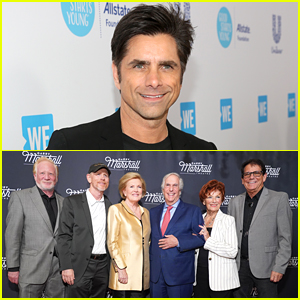 John Stamos Wants To Play Chachi in Announced 'Happy Days' Reunion Hosted By Democratic Party of Wisconsin