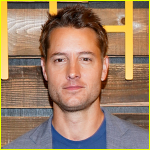 Justin Hartley Reveals the Painful Injury He Suffered During Quarantine (Video)