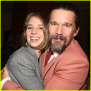 Ethan Hawke to Star in Movie with Daughter Maya for First Time!
