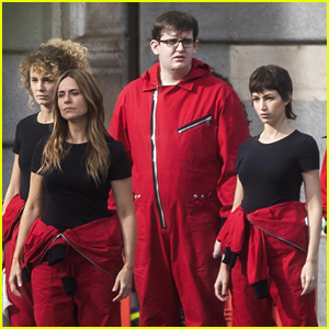 The 'Money Heist' Cast Is Filming the Final Season & We Have New Photos from Set!