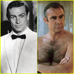 Look Back at Sean Connery's Life With These Vintage Photos