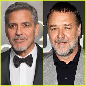 George Clooney Has Russell Crowe on His List of Former Enemies - Here's Why!