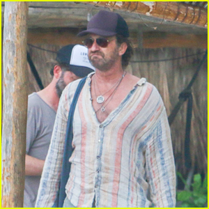 Gerard Butler Heads To The
