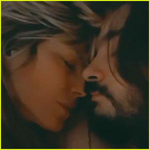 Heidi Klum Stocks an Intimate Video Kissing Spouse Tom Kaulitz in Bed