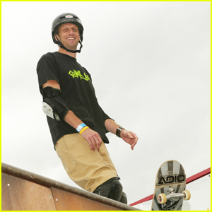 Tony Hawk Goes Viral With Funny COVID-19 Testing Story