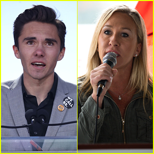 Gun Violence Activist David Hogg Issues Statement About Newly Elected Marjorie Taylor Green's Harassment Towards Him In Unearthed Viral Video