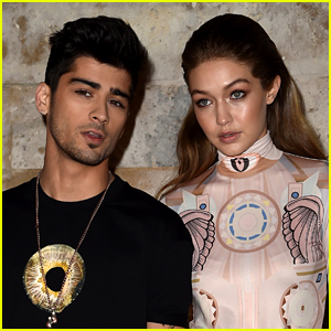 Gigi Hadid Shares a Personal Text Message She Sent to Zayn Malik (Photo)