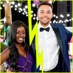 'Love Island's Justine Ndiba & Caleb Corprew Split Months After Historic Win