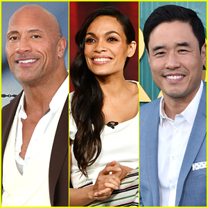 'Young Rock' Adds Rosario Dawson & Randall Park In Key Roles For Dwayne Johnson's NBC Series