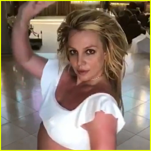 Britney Spears Explains Why Her Body 'Looks a Little Different' in Latest Instagram Video