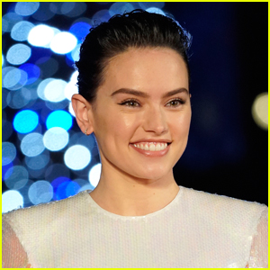 Daisy Ridley Admits She Was a Little Concerned Doing This...