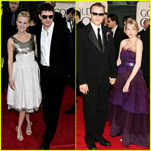 Look Back at the Golden Globes Red Carpet from 15 Years Ago!