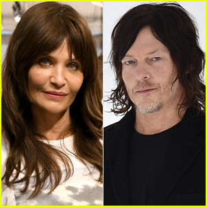 Helena Christensen Shares Rare Photo of Son Mingus with Ex Norman Reedus
