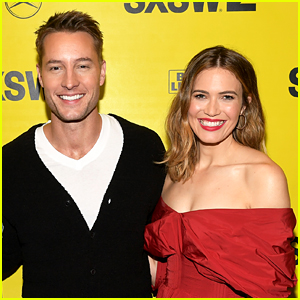Justin Hartley Would Give Mandy Moore This Piece of Parenting Advice