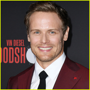 Sam Heughan Dishes on Going Skinny-Dipping on New Show 'Men in Kilts'