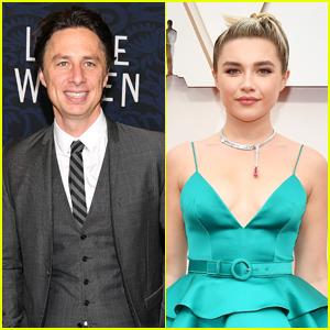 Florence Pugh to Star in Boyfriend Zach Braff's Film 'A Good Person'