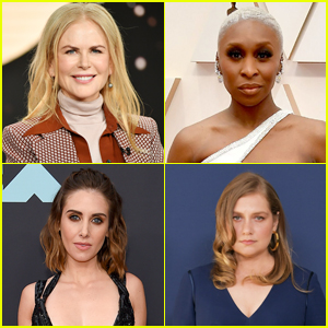 Nicole Kidman, Cynthia Erivo, Alison Brie & Merritt Weaver to Star in Apple TV Series 'Roar'!