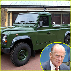 Prince Philip Helped To Design The Land Rover Hearse His Coffin Will Be Carried On For His Funeral