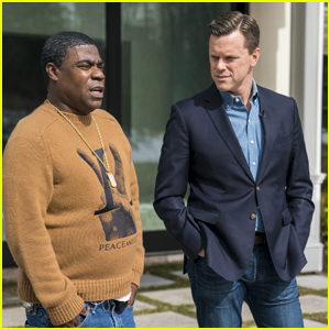Willie Geist Called the Cops While Interviewing Tracy Morgan