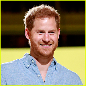Prince Harry Has a New Celebrity Friend & He Revealed What They Text Each Other About