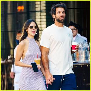 Eiza Gonzalez Takes Her Romance with Boyfriend Paul Rabil to New York City!