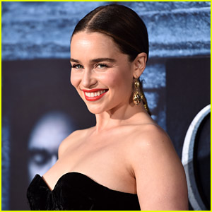 Emilia Clarke Names New Suspect in Coffee Cup Mishap on 'Game of Thrones'