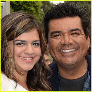 George Lopez to Star with Daughter Mayan in New Comedy Pilot!