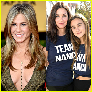 Jennifer Aniston Wishes Goddaughter Coco Arquette Happy Birthday With Sweet Throwback Images