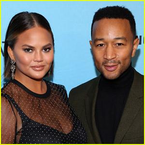 John Legend Calls Out 'Lie' Being Spread About Chrissy Teigen