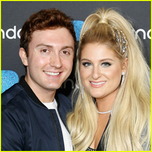 Meghan Trainor Celebrates Daryl Sabara's First Father's Day With Baby Riley