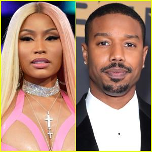 Nicki Minaj Calls On Michael B. Jordan to Change His Rum's Name Amid Cultural Appropriation Accusations